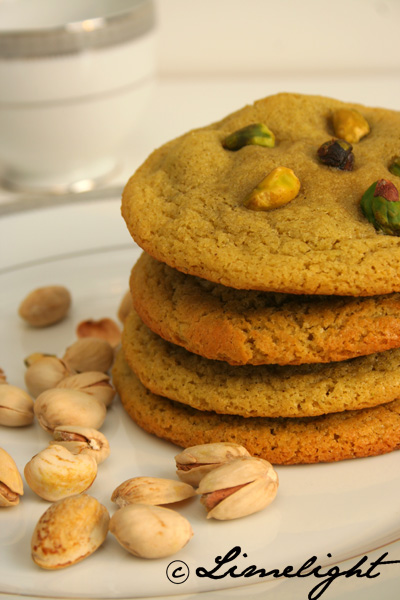 Blythe Pistachio Cookie - Dough Girl