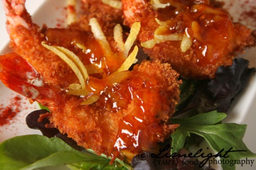 Coconut Shrimp from The Sun & Moon Cafe