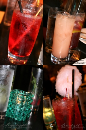 Spark Lounge Drinks